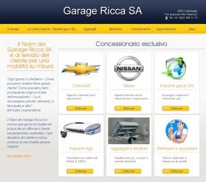 Garage Ricca SA