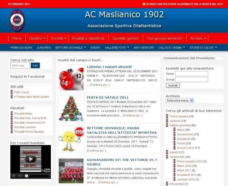 AC Maslianico ASD